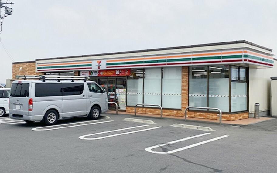 コンビニ セブン-イレブン安中原市店