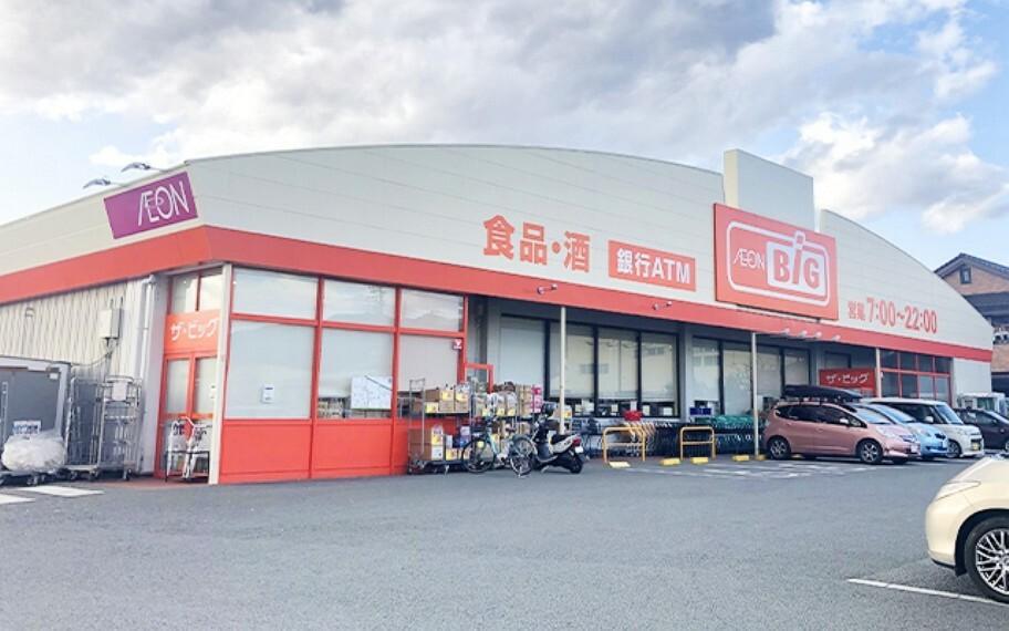 ザ・ビック 甲斐敷島店