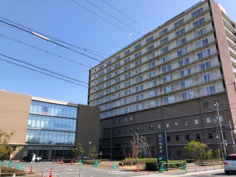 病院 南大阪病院(総合病院)まで400m