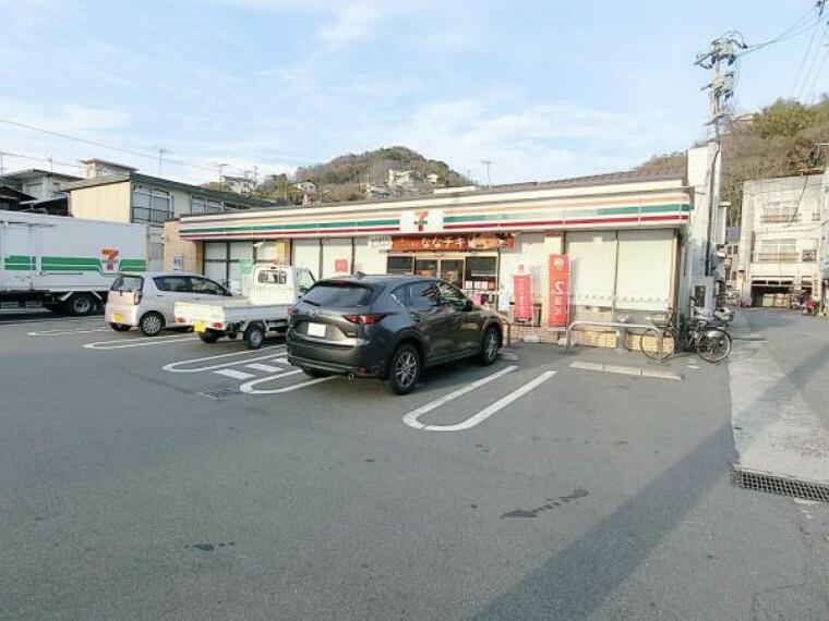 コンビニ セブンイレブン 呉市海岸店