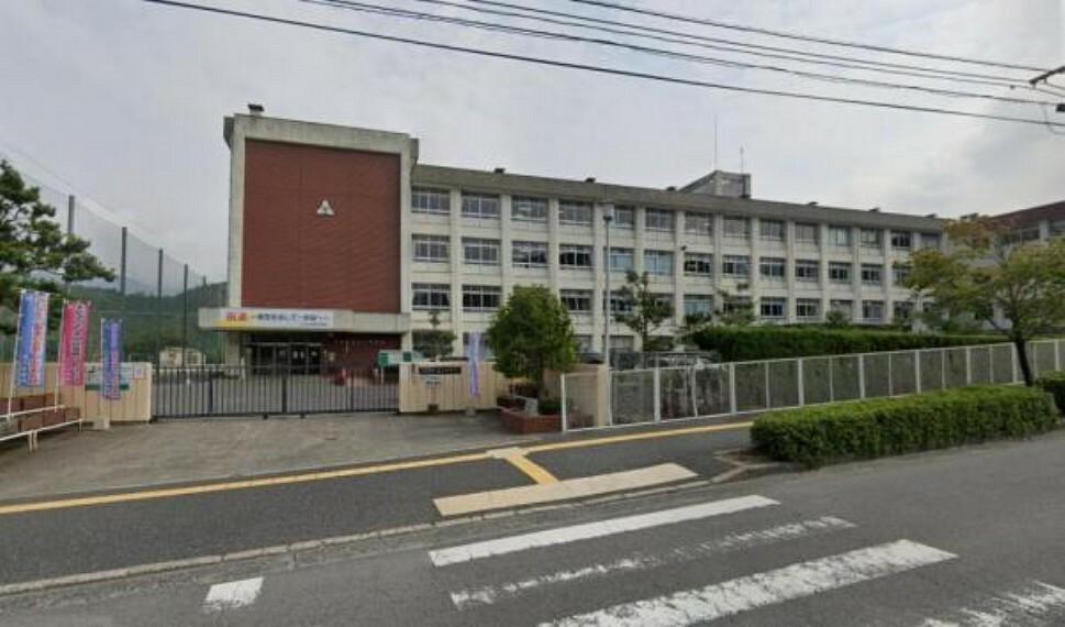 中学校 広島市立三入中学校