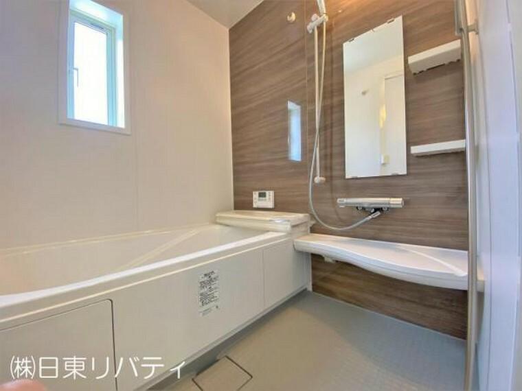 浴室 ゆったりとした浴室でいつでも快適なバスタイムを。