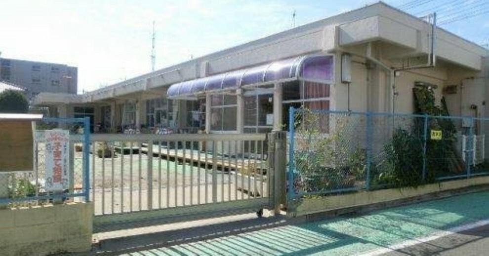幼稚園・保育園 【保育園】千人保育園まで156m