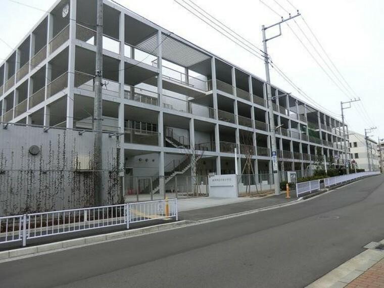 小学校 横浜市立子安小学校