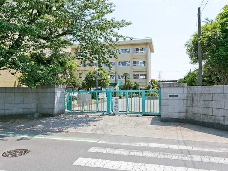 中学校 所沢市立東中学校