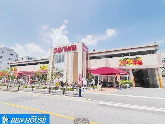 スーパー sanwa 川崎遠藤店 徒歩12分。幸区遠藤町