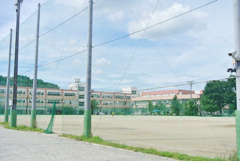 中学校 新座中学校