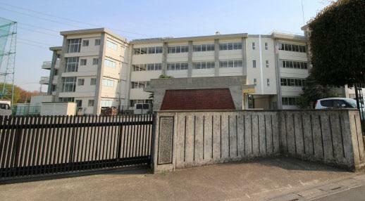 中学校 藤中学校(1200m)