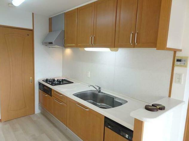 キッチン 食器洗浄乾燥機付き!