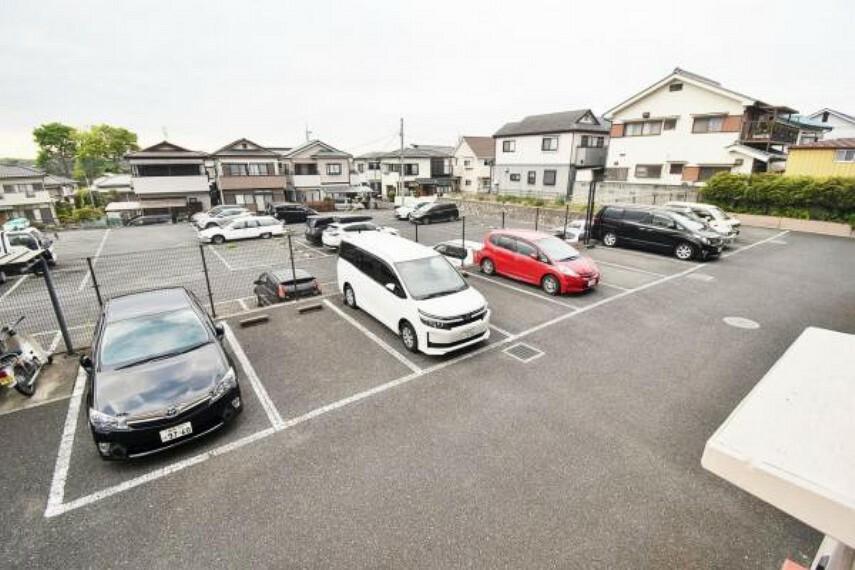 駐車場 駐車場費用6000円/月
