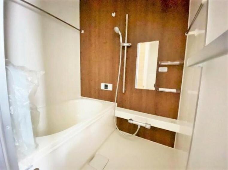 浴室 一日の疲れを癒してくれるバスルーム