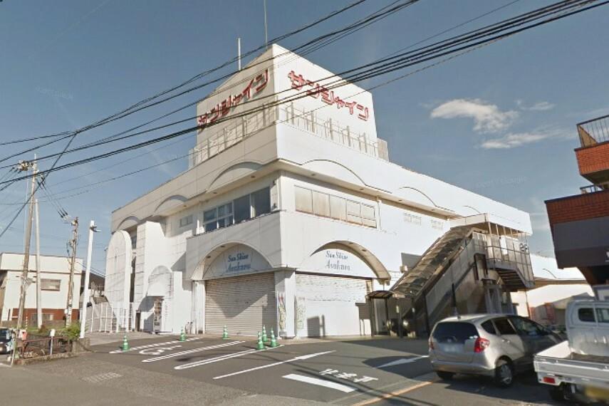 スーパー 【スーパー】サンシャイン朝倉店まで622m