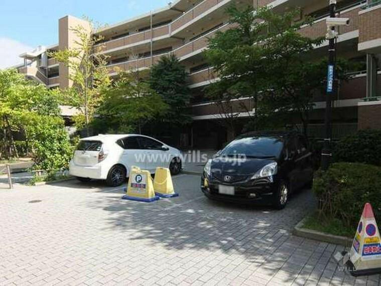 駐車場 来客用駐車場