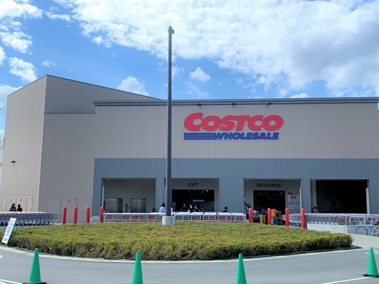 ショッピングセンター コストコ