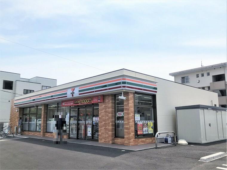 コンビニ セブンイレブン 浜松蜆塚4丁目店