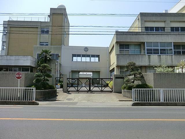 小学校 川口市立戸塚東小学校学区 近いので通学楽々でパパとママも安心です