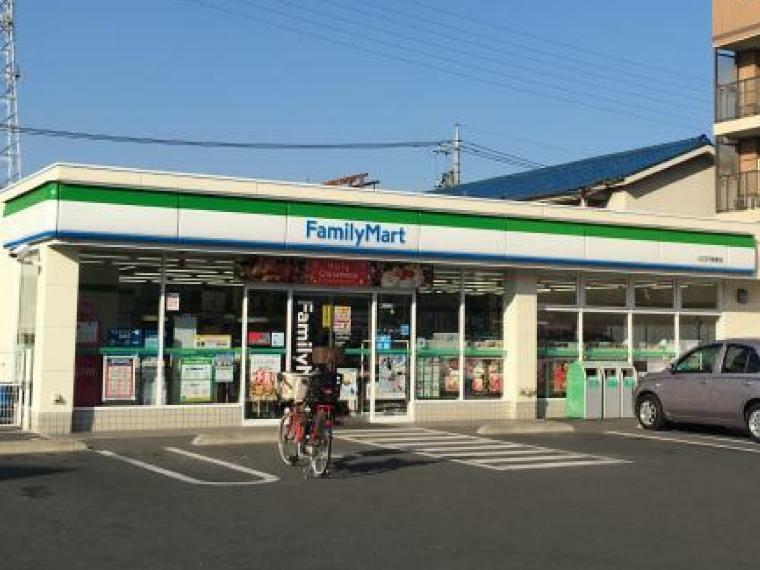コンビニ ファミリーマート 川口戸塚東店