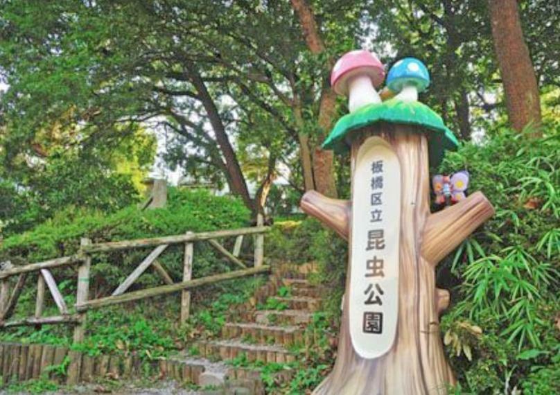 公園 板橋区立昆虫公園
