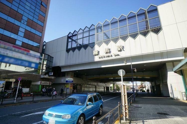 練馬駅(西武 池袋線) 徒歩10分。