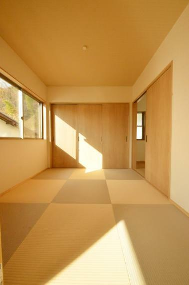 和室 1階 和室