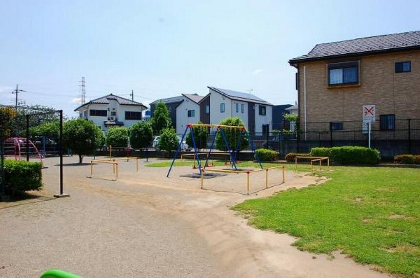 公園 宮戸立出児童公園(徒歩3分)