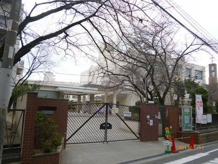 小学校 大阪市立丸山小学校