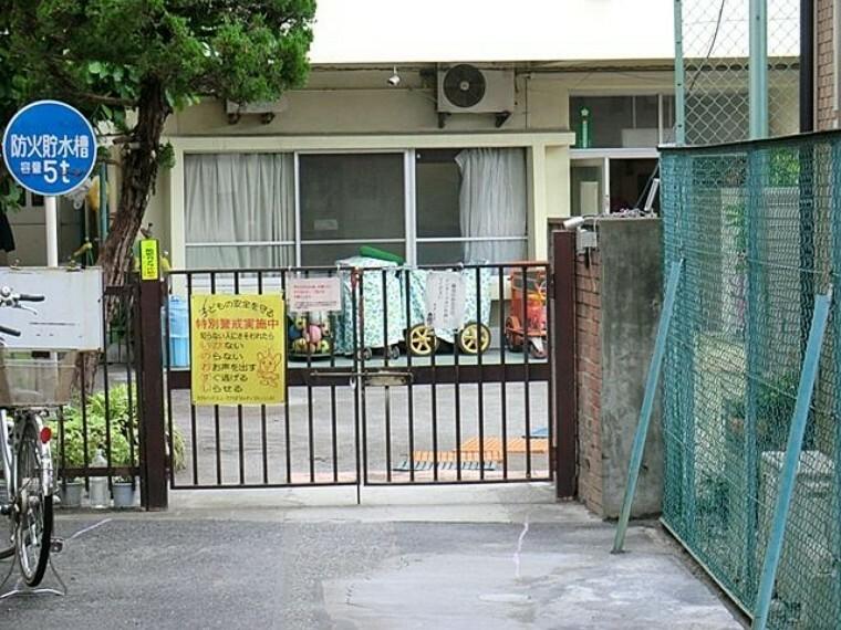 幼稚園・保育園 豊島区立駒込第一保育園 徒歩9分。