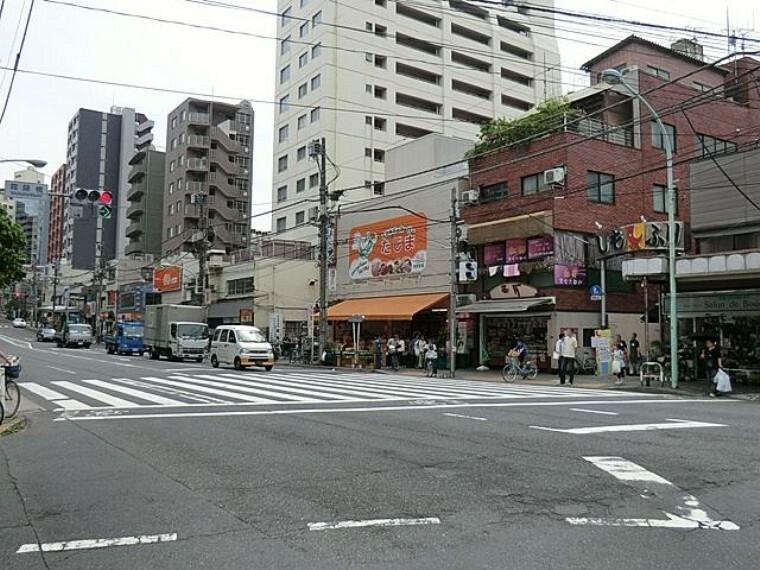 スーパー エネルギースーパーたじま駒込店 徒歩2分。