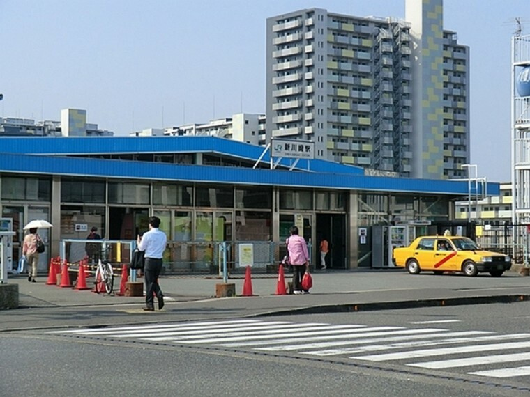 新川崎駅(JR 横須賀線)