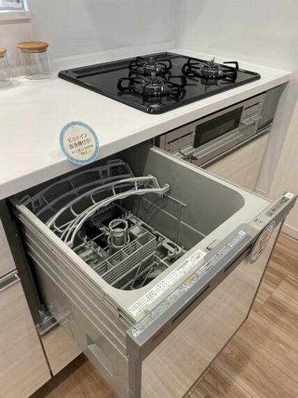 キッチン ビルトイン食器洗浄乾燥機