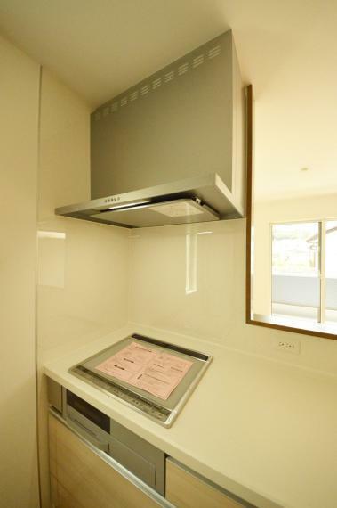 キッチン IH3口
