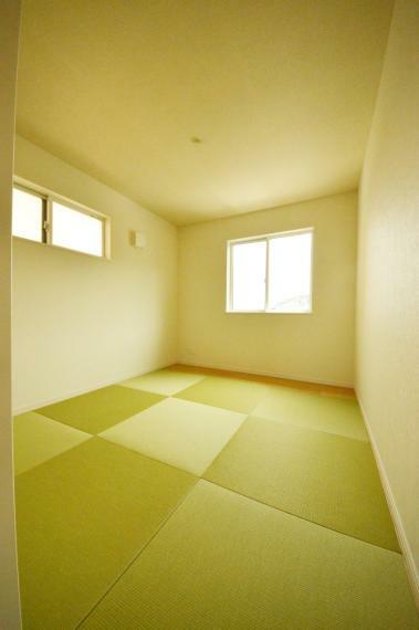 和室 5.2帖の和室