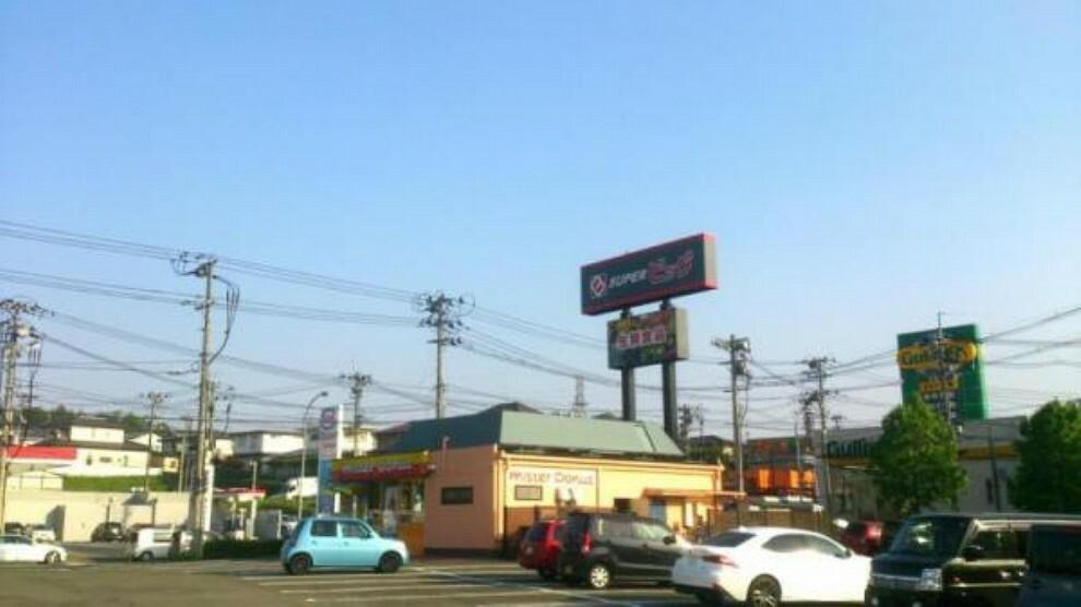 スーパー SUPER(スーパー)ビッグ 吉成店徒歩6分