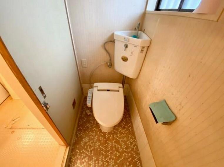 トイレ トイレ2ヵ所にございます