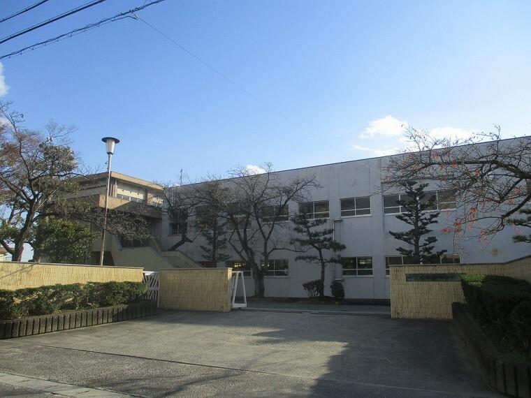 中学校 一宮市立萩原中学校