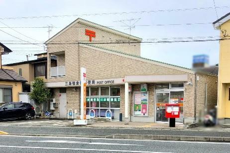 郵便局 三島徳倉橋郵便局 静岡県駿東郡清水町徳倉1561-1