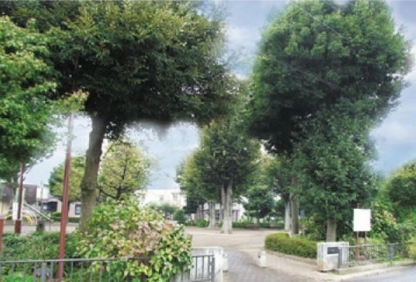 公園 今寺中原公園