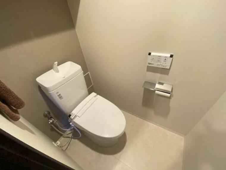 トイレ トイレスペース。 清潔感がございます。