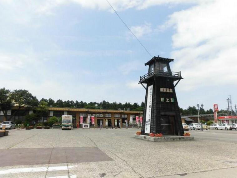 JR羽越本線村上駅まで1300m(徒歩17分)。お子様が高校生になられたときの通学にとても便利ですね。