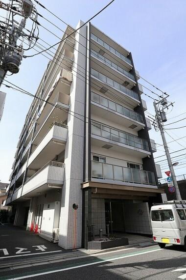 外観写真 「三ノ輪」駅「三河島」駅ともに徒歩9分