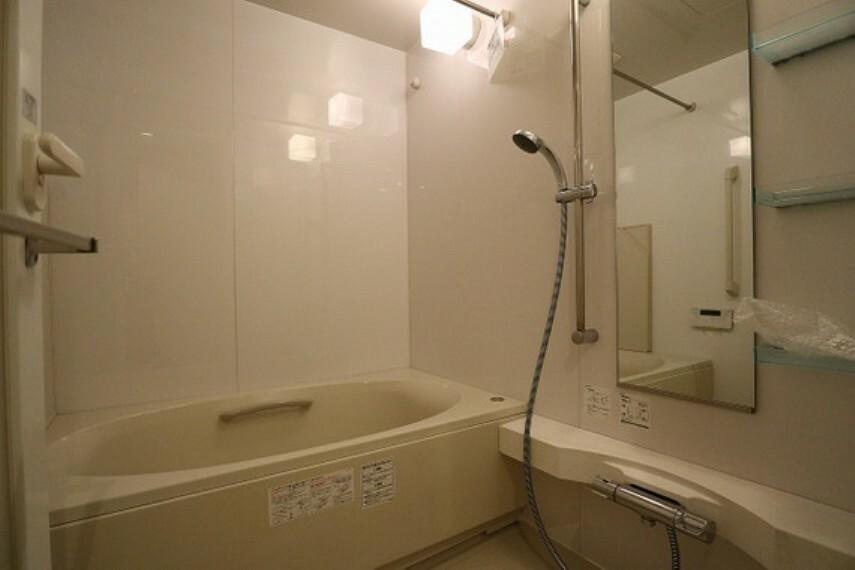 浴室 追焚機能・浴室乾燥機付き。便利な機能が充実しています