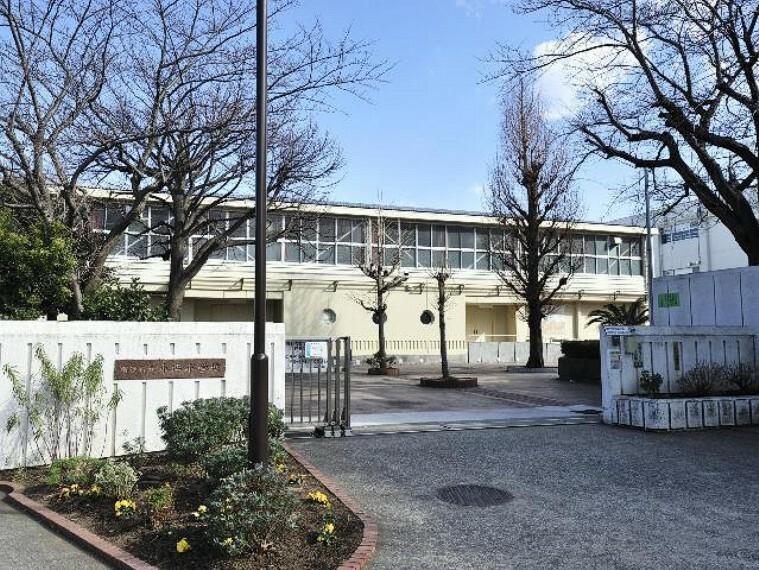 小学校 横浜市立小坪小学校
