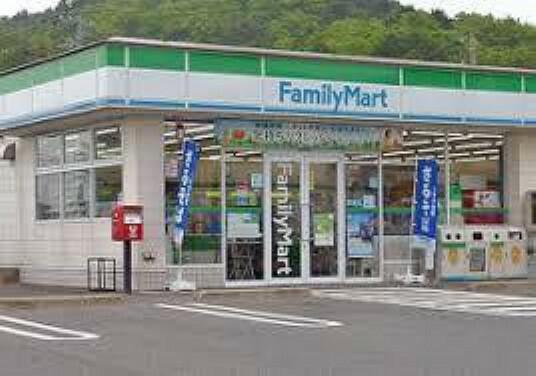 コンビニ ファミリーマートさくら北草川店