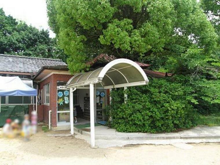 幼稚園・保育園 北白川幼稚園 自然環境良好 眺めの良い幼稚園です。