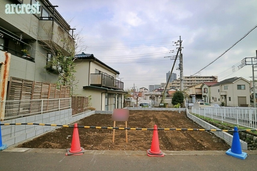 現況写真 西武池袋線「西所沢」駅から徒歩7分