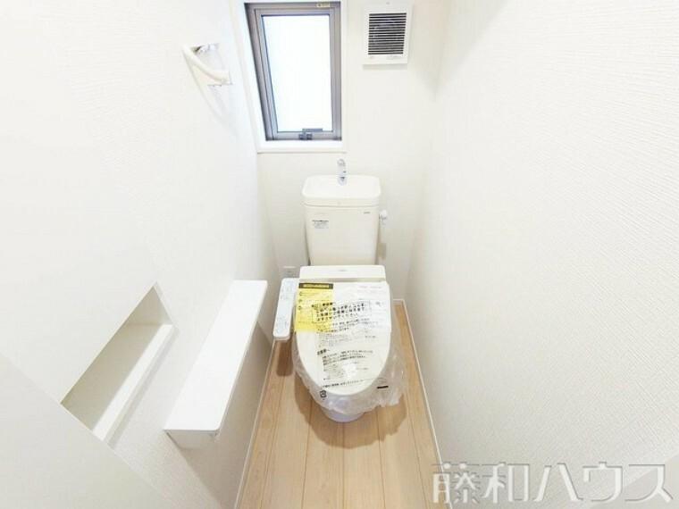 トイレ 1号棟 トイレ 【小牧市外堀3丁目】