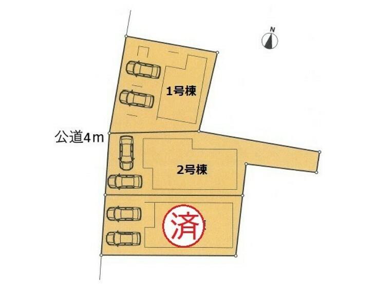 区画図 全体区画図 【名古屋市中村区名駅南5丁目】