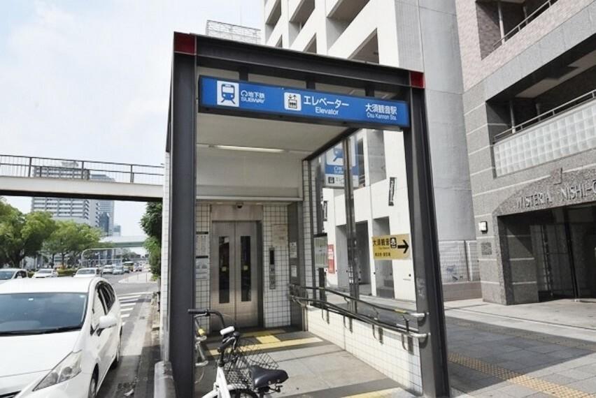 地下鉄鶴舞線「大須観音」駅 徒歩15分