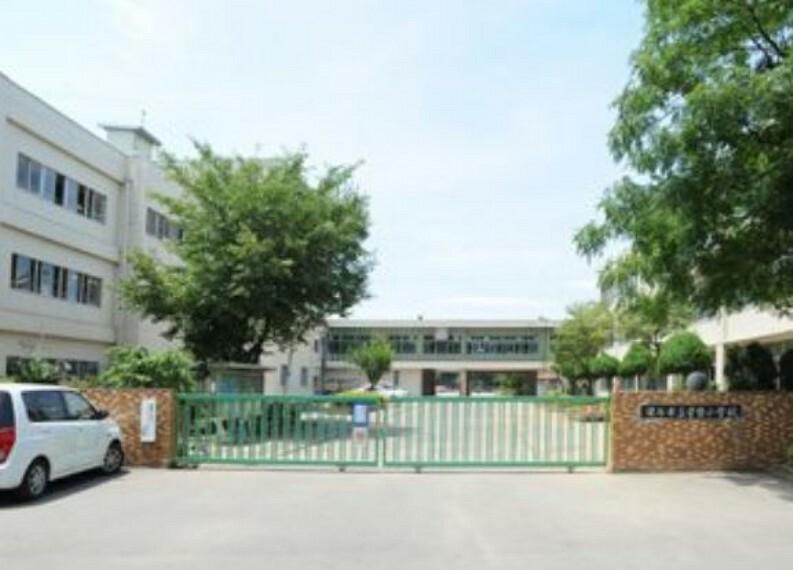 小学校 常盤小学校まで640m
