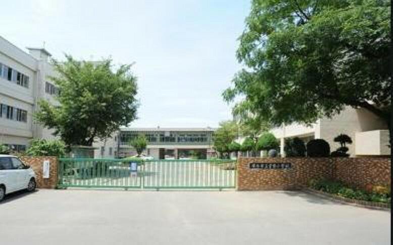 小学校 常盤小学校まで約640m